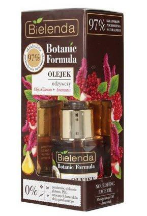 Bielenda Odżywczy Olejek do twarzy olej z granatu + Amarantus 15ml