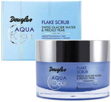Douglas Aqua FocusFlake Scrub Peeling do twarzy 50ml