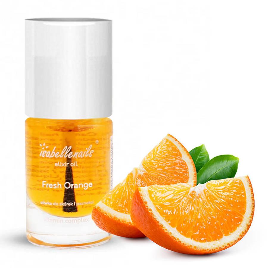 Oliwka do skórek i paznokci Pomarańczowa olejek 6 ml