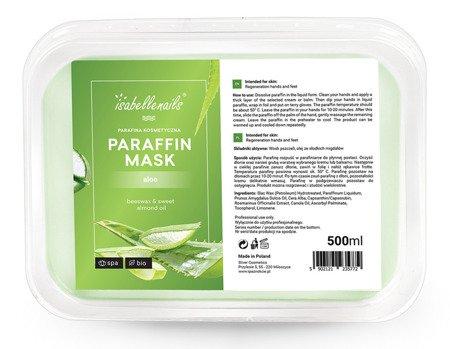 Parafina kosmetyczna Aloe 500 ml